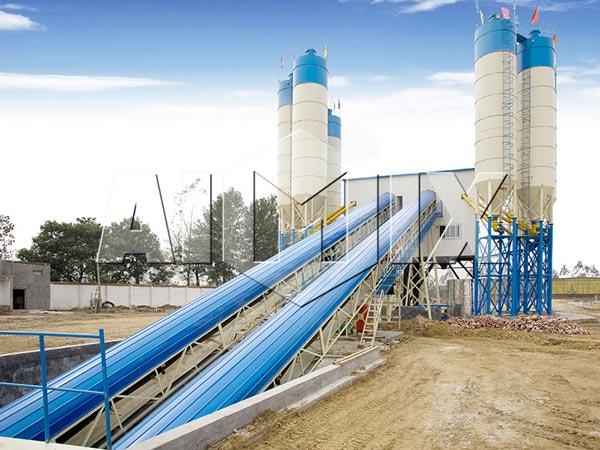бетонный завод Китайский