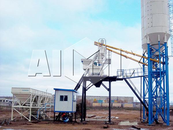 AIMIX-HZS35-бетонный-завод