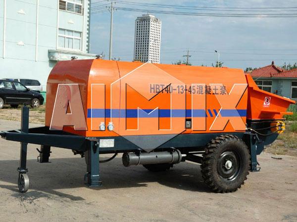 HBT-40 бетононасос
