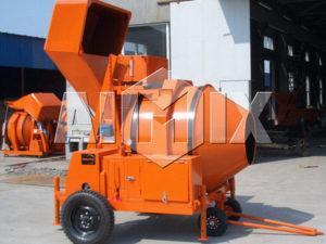 дизельная бетономешалка