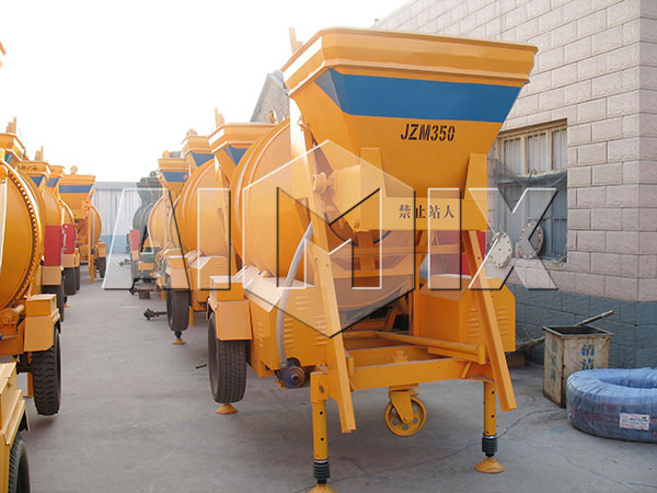JZM350-мини-бетоносмеситель-для-продажи