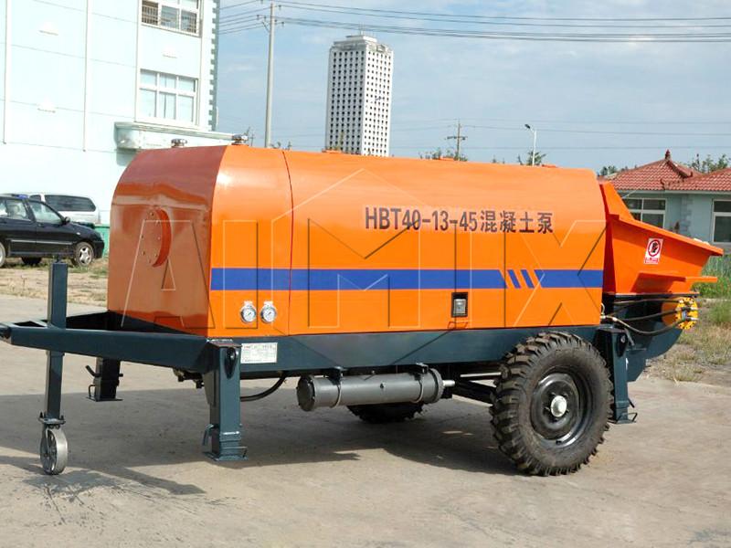 HBT40-мини-бетононасос