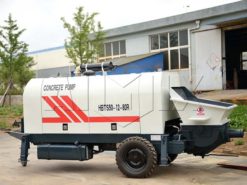 HBTS50-12-80R-дизельный-бетононасос