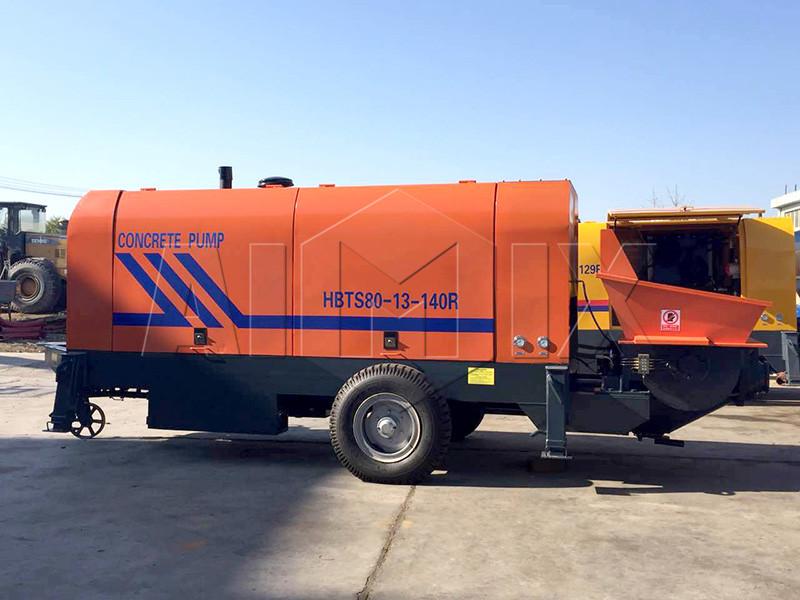 HBTS80-13-140R-дизельный-бетононасос