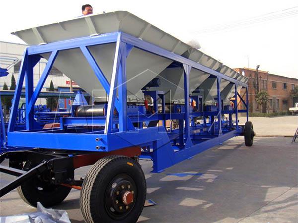 DHB40 мини завод по производству асфальта