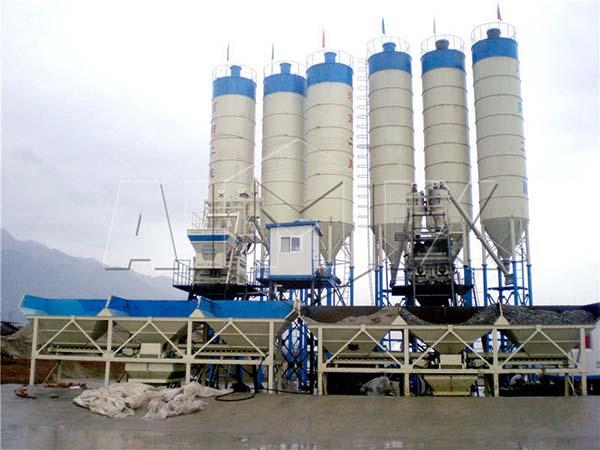виды бетонных заводов