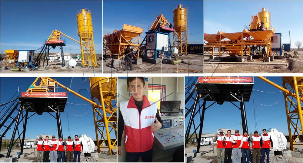 HZS50 был в Узбекистане