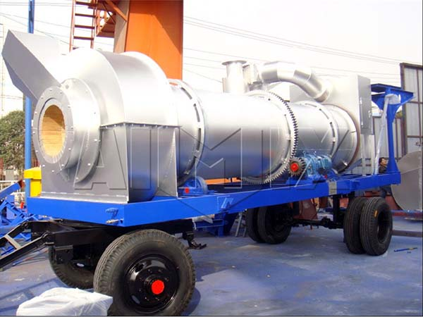 DHB40 асфальтосмесительная установка