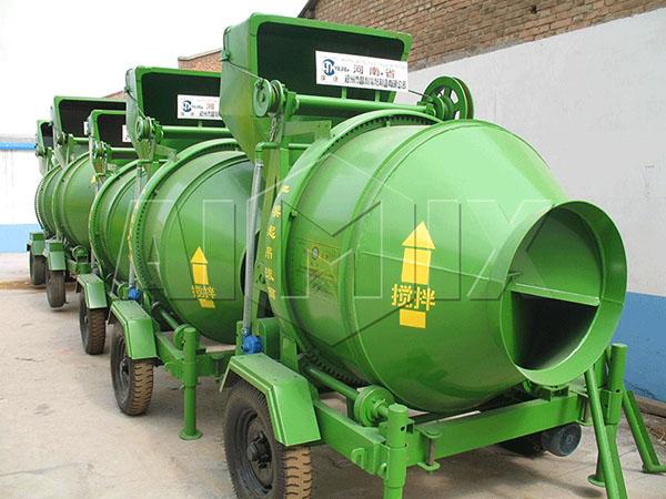 бетоносмеситель электрический купить 350л