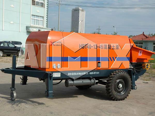 HBT40 электрический бетононасос