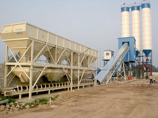 характеристика бетонного завода