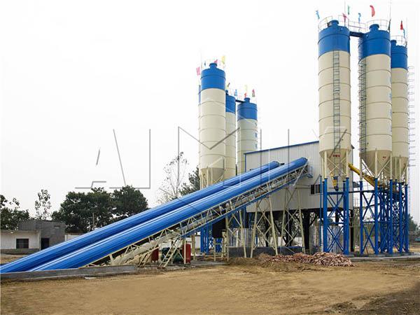 коммерческий бетонный завод