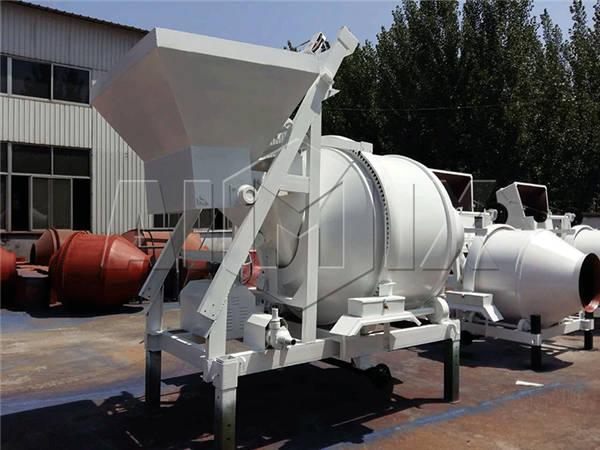 JZC500 промышленный бетоносмеситель