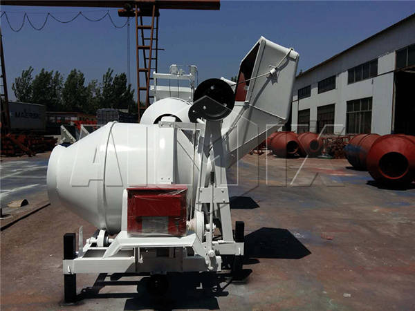 JZC500 бетоносмеситель транспортировались на Узбекистан