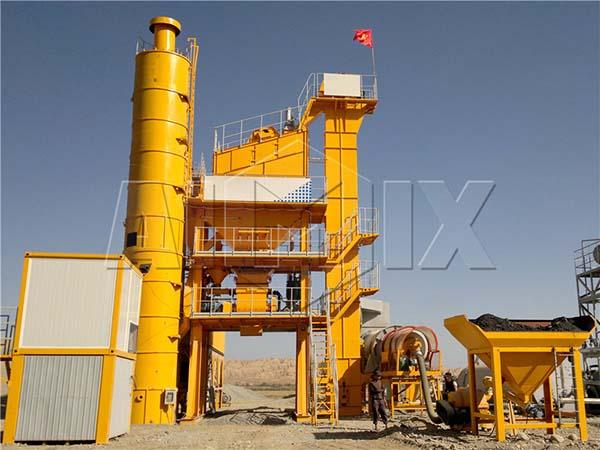 асфальтный завод купить на Кыргызстан