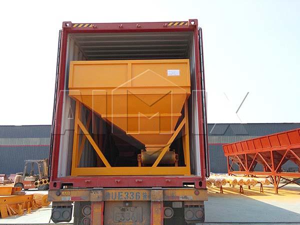 бетонный дозатор бетонного завода