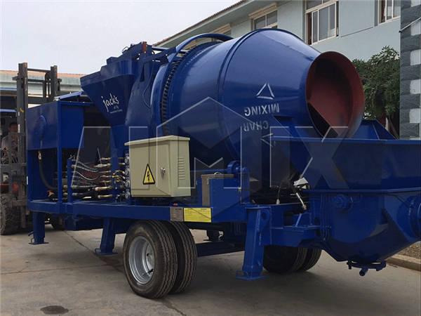 дизельный бетоносмесительный насос js40-10-82R