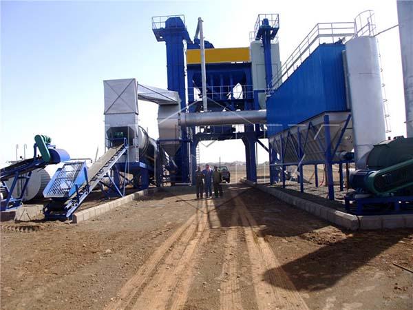Различные типы асфальтобетонных заводов для продажи - AIMIX