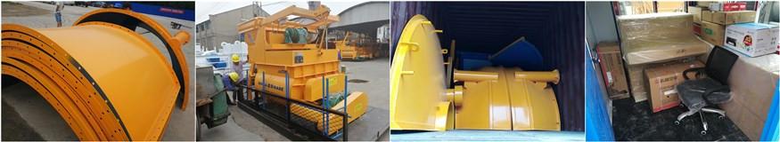 заказчик из Узбекистана купил наш бетоносмесительный узел HZS35