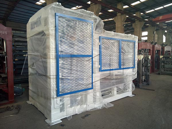 оборудование для производства кирпичей QT8-15 на продаеже