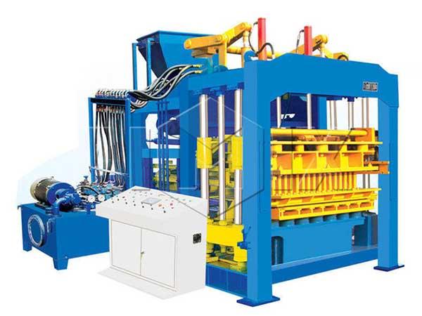 Купить оборудование для производства кирпича