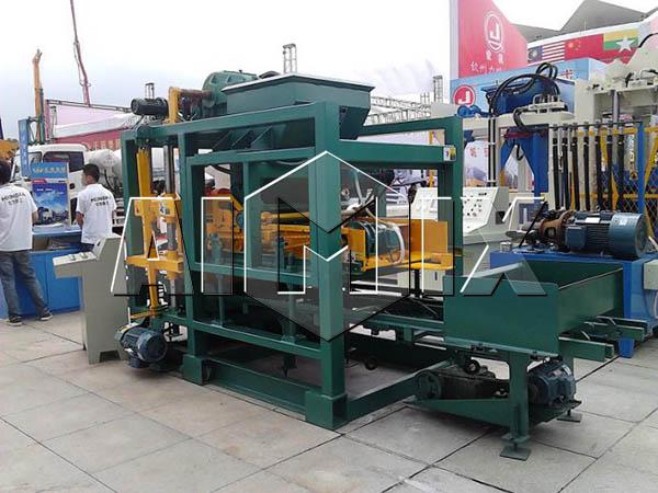 Китайское оборудование для производства кирпича недорогая