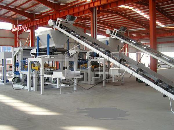 Оборудование для производства кирпича за рубежом