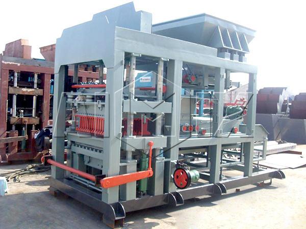 AIMIX оборудование для производства кирпича