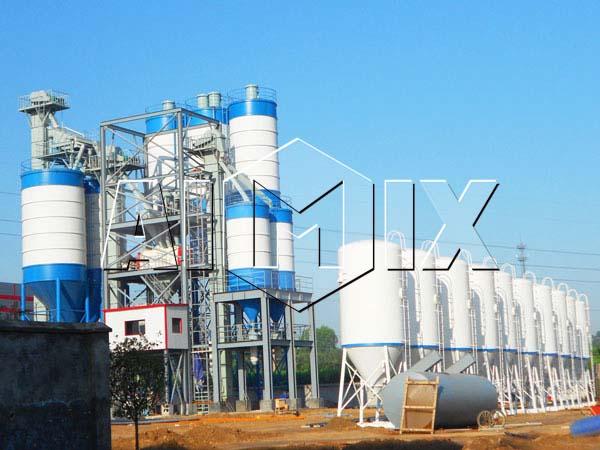 Хорошее и качественное оборудование для производства сухих строительных смесей