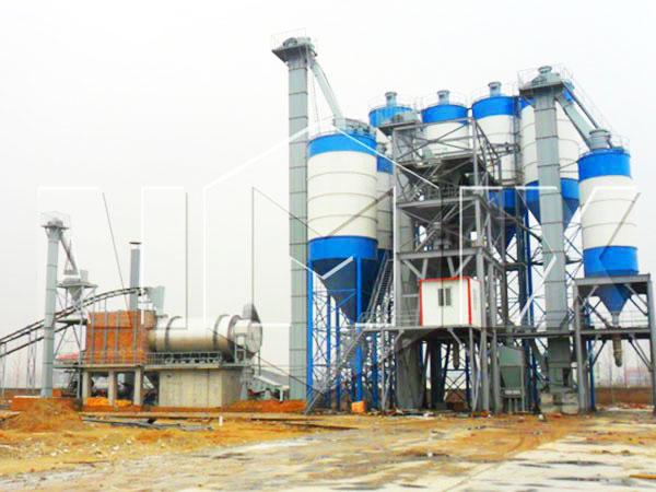 Оборудование для производства сухих строительных смесей AIMIX