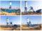 Мини бетонный завод HZS25 был установлен на Пакистане
