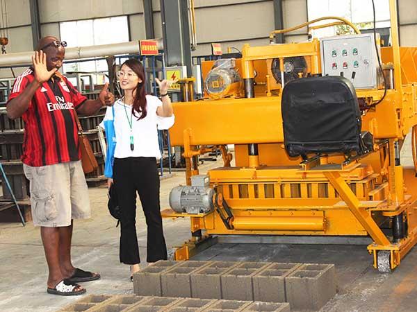 Оборудование для производства кирпича из Китая
