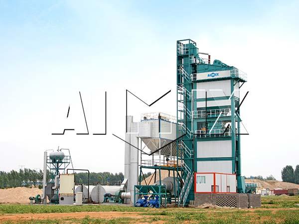 Асфальтовый завод AIMIX