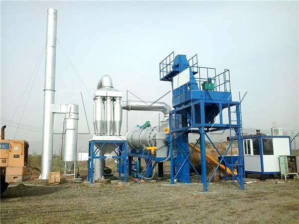 AIMIX Мини асфальтовый завод 60 тонн в час
