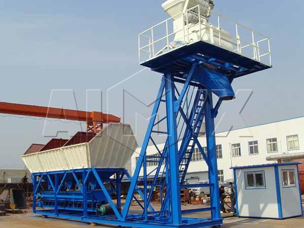 Бетонный завод из китая цена