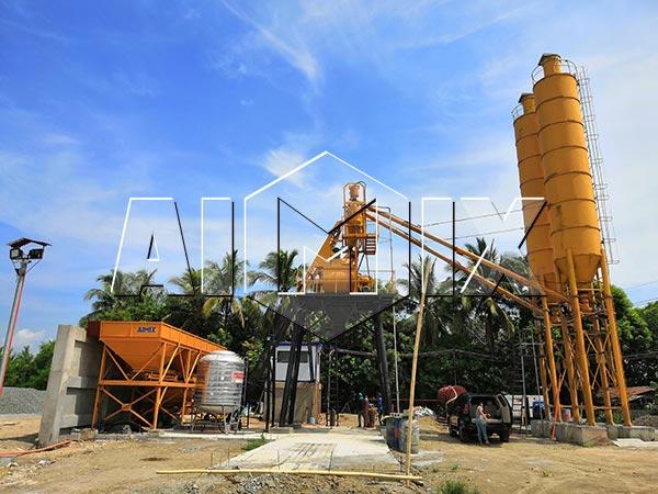 Малый бетонный завод