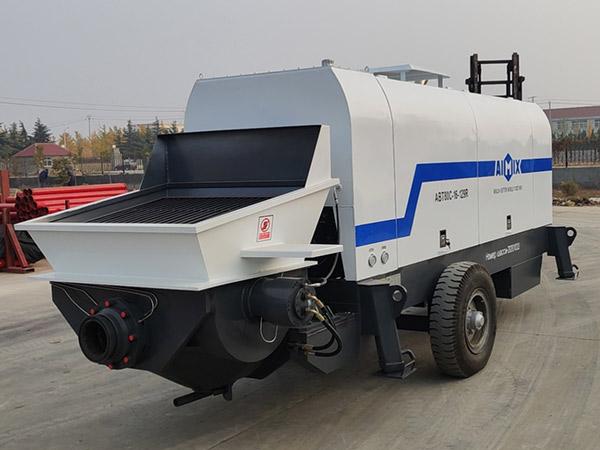 Россия: бетононасос дизельный