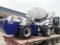Самоходный бетоносмеситель с самозагрузкой в Казахстан отправился